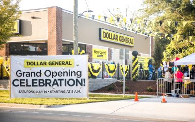 Done Right Merchandising Sets Up The 15,000th Store For Dollar General